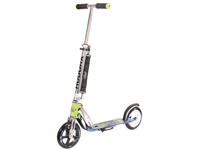 HUDORA Big Wheel Løbehjul til børn Børn, green/blue